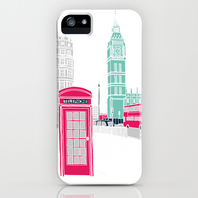 London Phone Cover