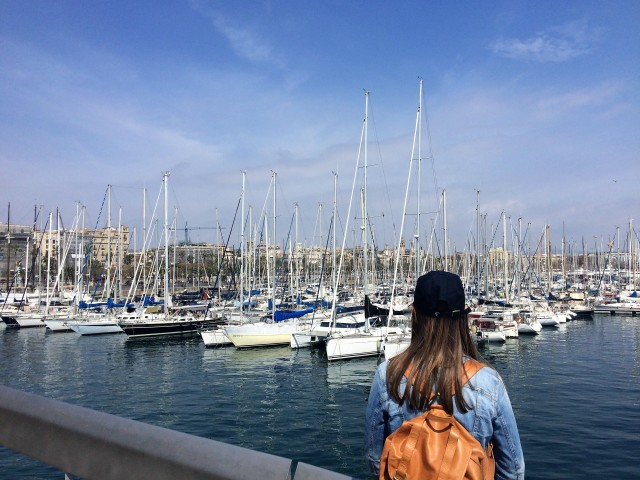 Barcelona ASOS Backpack