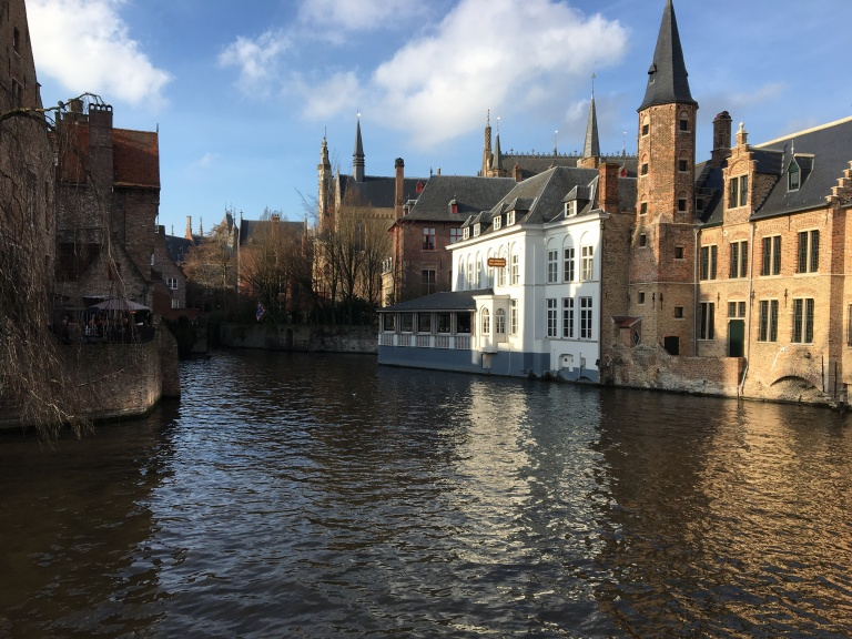 Brugges river