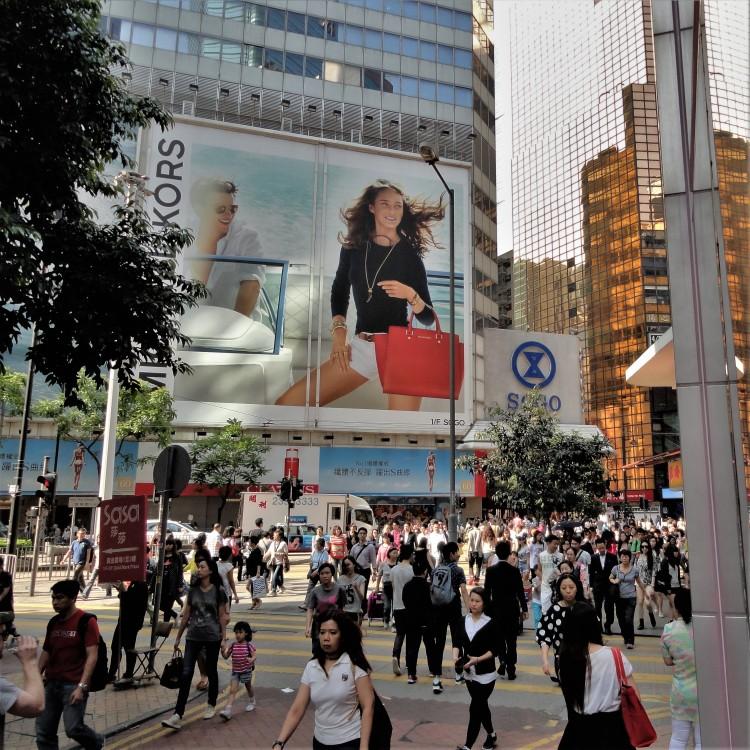 Shopping Causeway Bay