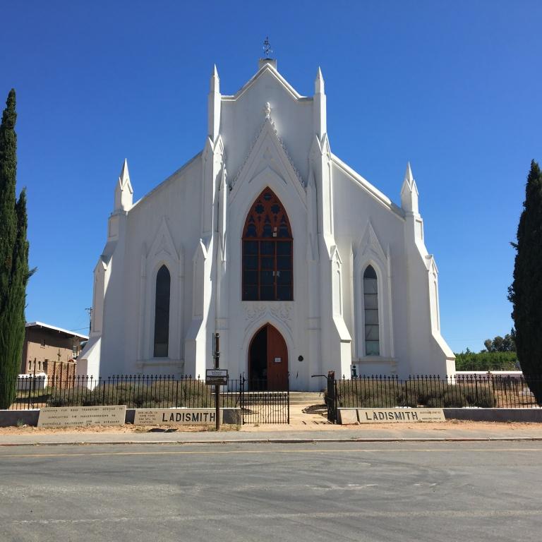 Ladismith, Klein Karoo, South Africa