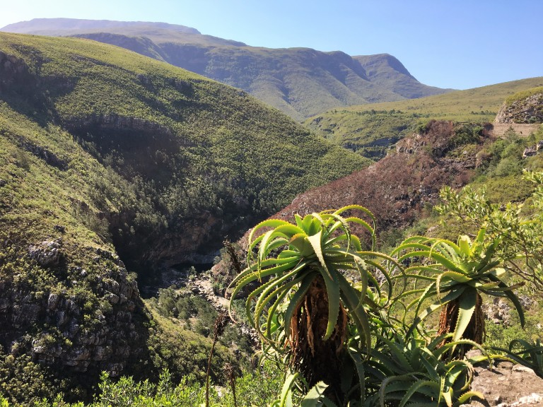 Tradouws Pass, Klein Karoo, South Africa