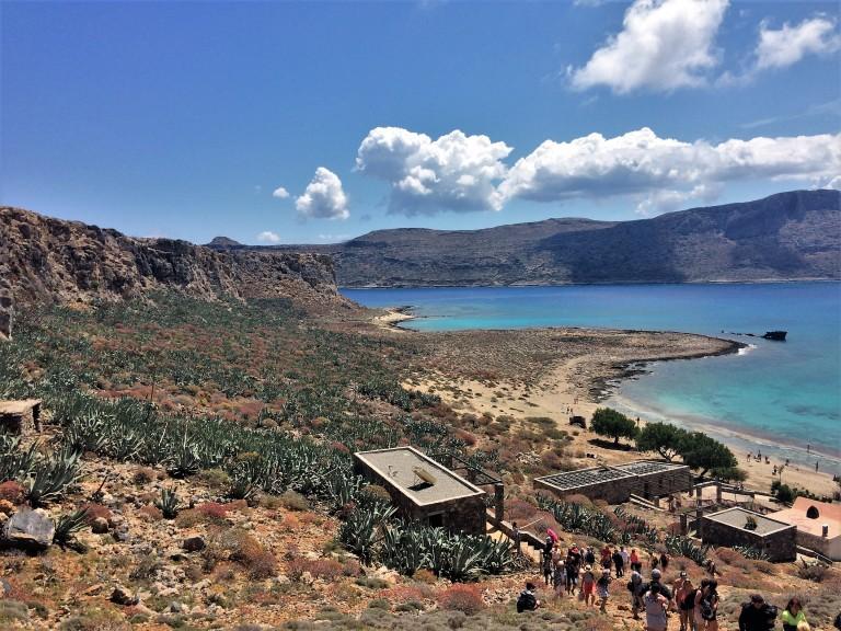 Gramvousa Crete Greece