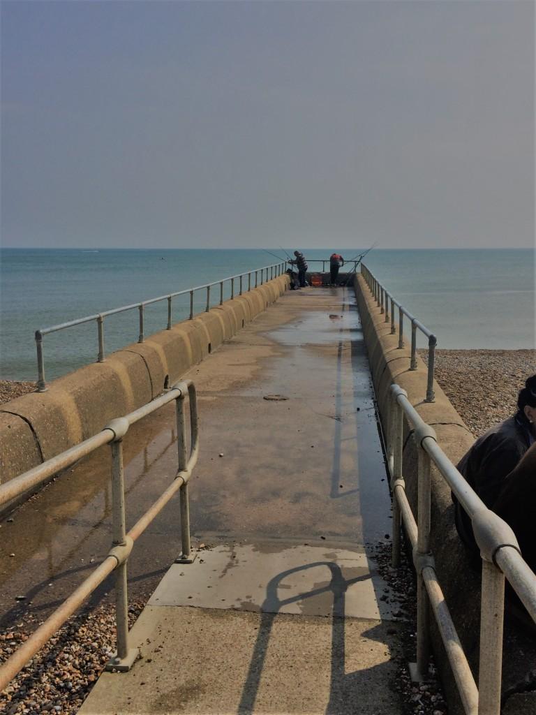Brighton Beach Fishing