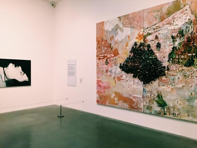 Tate Modern London Marlene Dumas Stern