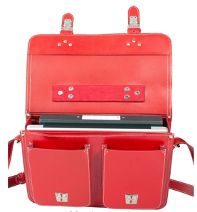 red laptop bag 1