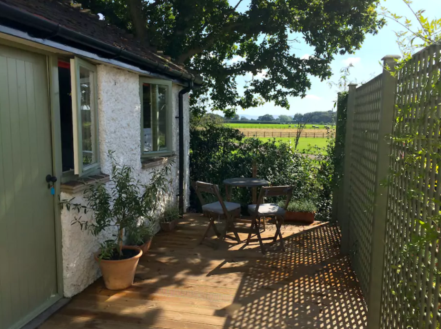 New Forest travel accommodation