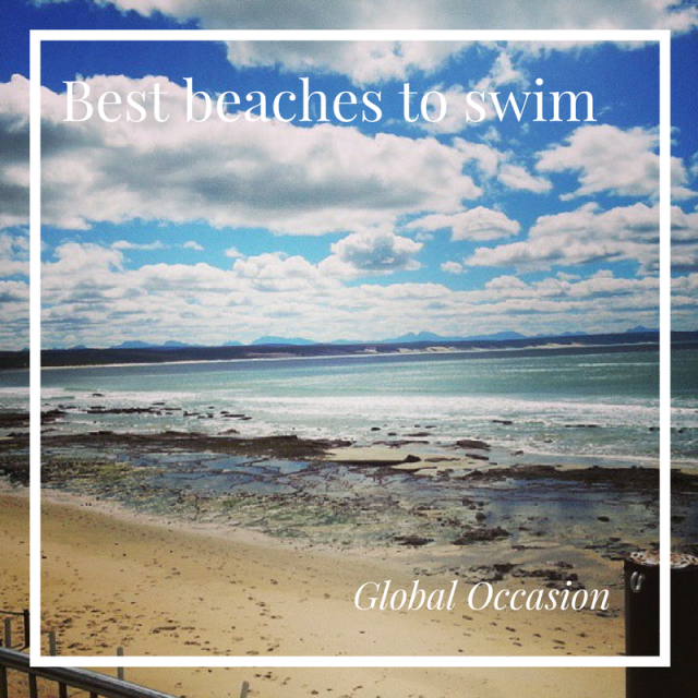 Best beaches to swim