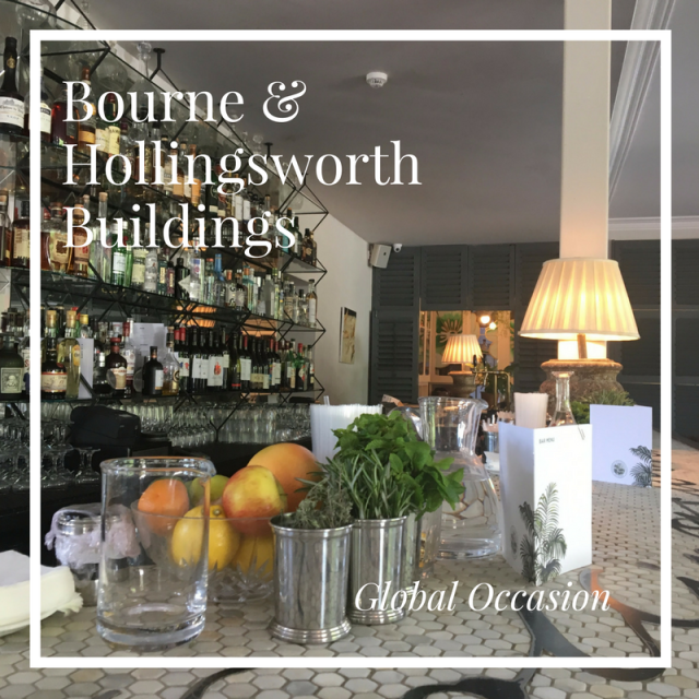Bourne & Hollingsworth London Buildings UK