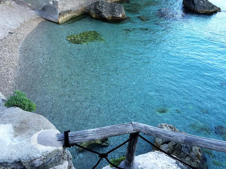Capri Italy Swim travel
