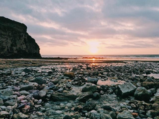 Cornwall beach photography