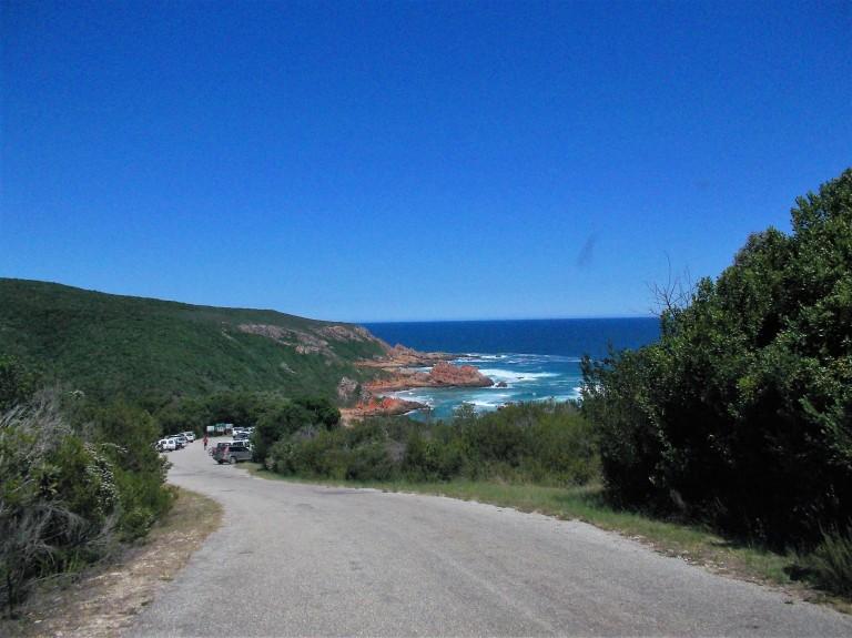 Noetsie Beach Knysna South Africa
