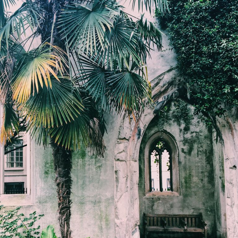 St Dunstan in the East London Photography city