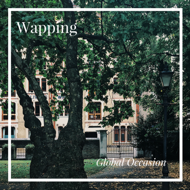 Wapping, East London