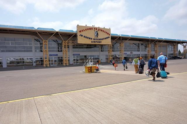 Bulawayo Airport Zimbabwe
