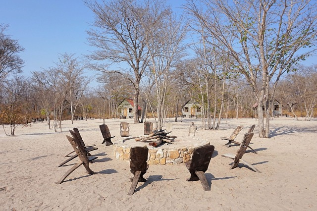 Sable Sands Lodge Hwange National Park Zimbabwe