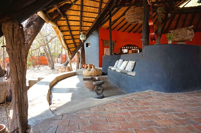 Sable Sands Lodge Hwange National Park Zimbabwe