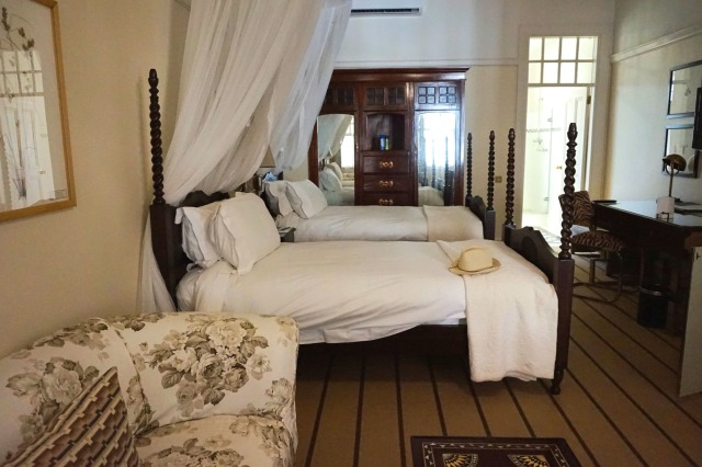 Victoria Falls Hotel, Luxury Hotel Zimbabwe