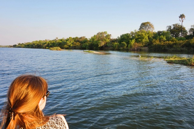 Sunset Cruise Zambezi, Zimbabwe Travel