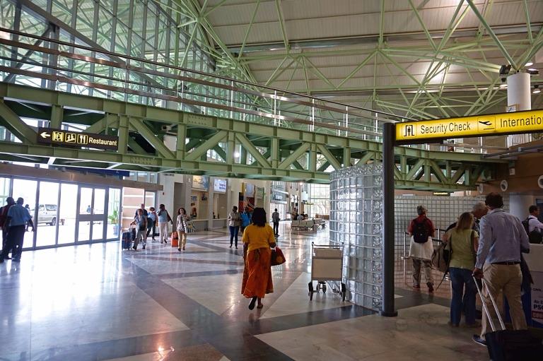 Victoria Falls Airport Zimbabwe