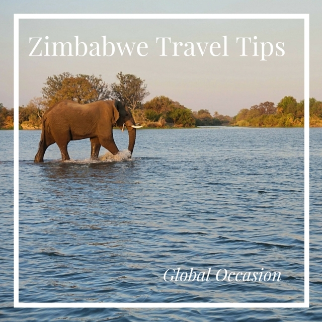 Zimbabwe Travel Tips